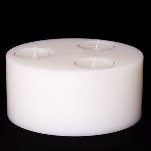 Teelichthalter TRIPPLE STYLE | Allgäu Deko