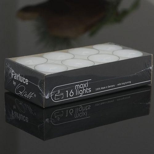 Teelicht Maxilights | Allgäu Deko
