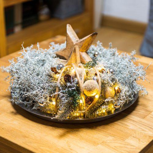Asparagus Kranz | Allgäu Deko