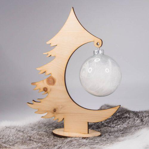 Weihnachtsbaum aus Zirbe | Allgäu Deko