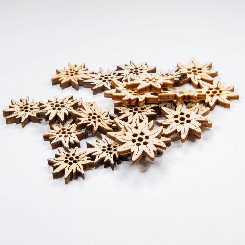 Streuteile Edelweiss | Allgäu Deko