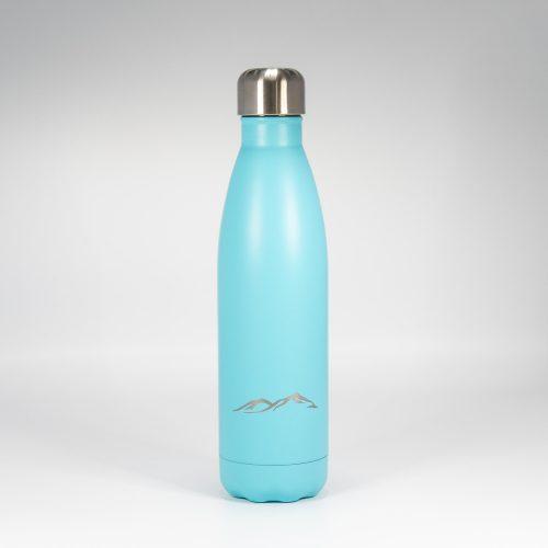 Isolierflasche mint Berge | Allgäu Deko